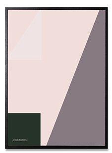 #2 (rose) print // Playtype