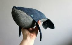 Blue Jean, Baby Whale: Prettiest Denim Projects - Apartment Therapy Main
