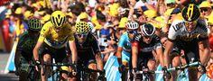 Christopher Froome resiste los embates de Contador