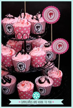 Espectacular Fiesta de Barbie | CatchMyParty.com