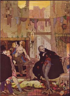 Harry-Clarke--Poe--Tales-of-Mystery-and-Imagination--