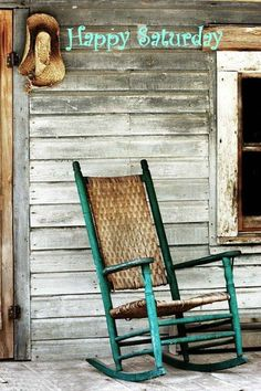 Rocking Alone In An Old Rocking Chair; She Seems So Neglected By Those Who  Should Care. And I Thought Of Angels As I Saw Her There, Rocking Alone In  An Old ...