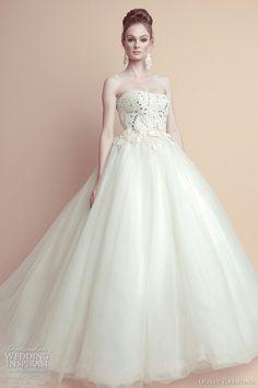 Prinzessin-Duchese-Kleid
