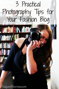 Find out 3 awesome photography tips you can use to make your fashion blog even better! These fashion blogger tips are simple & practical ways that you can improve your blog photography.