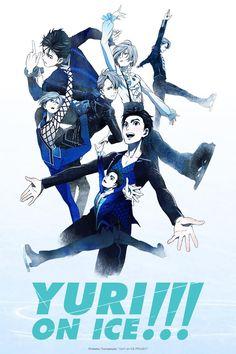 Crunchyroll - Yuri!!! On ICE Full episodes streaming online for free