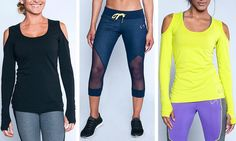 Women's activewear sale! From just $12.99 today --> http://zuli.ly/1DtT6YY