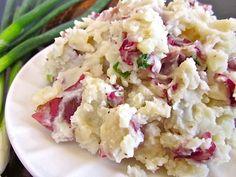 chunky mashed potatoes - Budget Bytes