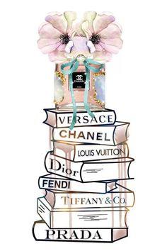 Chanel Wall Art, Chanel Art, Chanel Perfume, Canvas Art Prints, Canvas Wall Art, Mode Poster, Pop Culture Art, Fashion Wallpaper, Fashion Wall Art