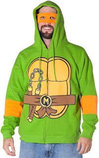 Sudaderas de las Tortugas Ninjas | Disfraces Originales