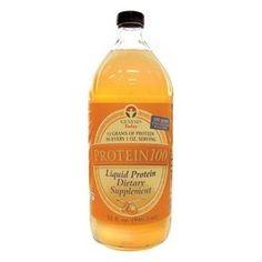 Protein 100 - 32 oz - Liquid (Health and Beauty)  http://www.amazon.com/dp/B000LO98DK/?tag=hfp09-20  B000LO98DK