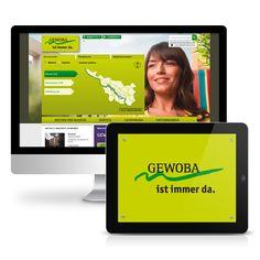 GEWOBA – Interwall übernimmt den Full Service für den Kunden seit mehr als fünf Jahren in sämtlichen Online Bereichen. Interwall hatte im Zusammenhang mit dem Relaunch der Website die technische Konzeption und Umsetzung mittels TYPO3 übernommen mit dem Fokus auf Barrierearmut, Umsetzung nach den Richtlinien des Datenschutz Nord sowie der Nutzbarkeit auch auf Tablets und Smartphones.