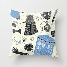Home Style diylancas Cotton Linen Throw Pillow Cover Cushion Case Artifacts Doctor Who - 45 X 45 cm Square Design diylancase http://www.amazon.com/dp/B00RT1BXA4/ref=cm_sw_r_pi_dp_K0ppwb163Q0FP