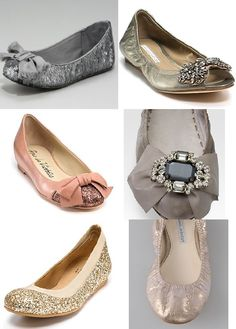 Beautiful and pretty comfy flats with large details. Love this!