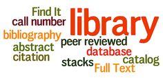 Library Jargon