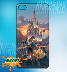 Disney beauty and the beast dancing  iPhone by andongbecek on Etsy, $15.00