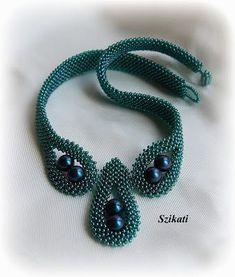 Найдено на сайте katioldala.blogspot.hu. | Бисер | Постила