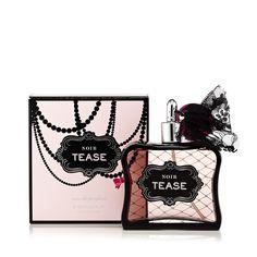 Noir Tease Eau de Parfum Spray for Women by Victoria's Secret Lingerie Shop, Luxury Lingerie, Sexy Lingerie, Expensive Lingerie, Victoria's Secret Pink, The Secret, Fragrance Outlet, The Noir, First Perfume