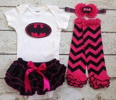Superhero/BatGirl/Newborn/First by BabyTrendzz on Etsy