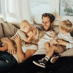 Family snuggles...nothing better the the heart and soul of a child. Evie & Adrienne    Sustainable Baby Clothing and Accessories    Made in America    Be the Good    Fertility Awareness    www.evieandadrienne.com