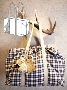 Overnight Bag   BurdaStyle.com
