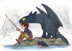 How_to_train_your_Dragon_by_NIcoMarlet3