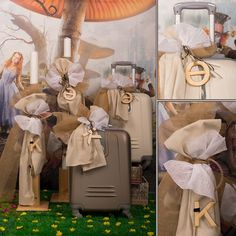 Πακέτο #κουμπάρου σχεδιασμενο σύμφωνα με το #concept της #βάπτισης για #δίδυμα -Always #happy to #work with #flowers and #decoration and give unic #style to #weddings #baptisms #christening #party #birtdays and every #event - Concept Stylist #Μάνθα_Μάντζιου & Floral Artist #Ντίνος_Μαβίδης