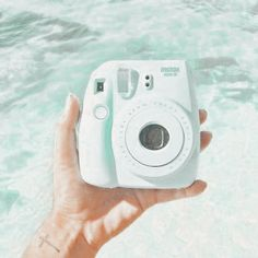 Mint Green Aesthetic, Aesthetic Colors, Aesthetic Art, Photo Bleu, Instax Mini 8, Photo Vintage, Polaroid Pictures, Photocollage, Photo Booth