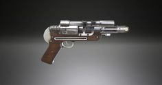 Blaster Poderoso DT-29 de Orson Krennic