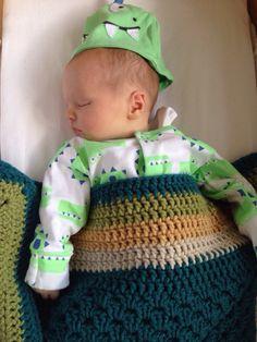 Baby blanket for Zach
