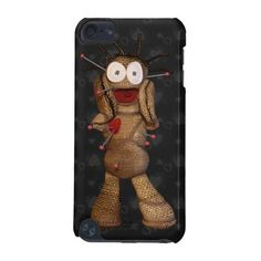 Screaming Voodoo Doll - Pins and Needles - Funny iPod Touch 5G Case