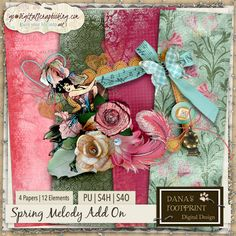 Spring Melody   Mini