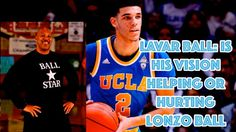 Lonzo Ball's Dad LaVar Ball Wants to Turn Big Baller Brand Into Jordan Brand - Basketball Bicker – Lonzo Ball's dad LaVar Ball is thinking big. He's not looking for endorsements coming into the NBA, he's looking to build his brand, Big Baller Brand.