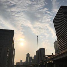 Teruyuki Fujiiさん(@teruyuki_fujii)のInstagramアカウント: 「#今日の平和 #PeaceForToday #today #peace #sky #osaka #japan #今日 #平和 #空 #大阪 #日本 #感謝 #より良き未来を…」