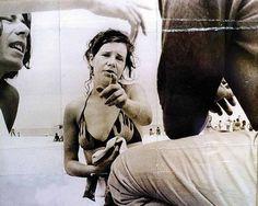 Barra da Tijuca, Rio de Janeiro, Sábado - 14 de fevereiro de 1970. Créditos: Lulu Pavone