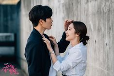 """[Photos] New Behind the Scenes Images Added for the #kdrama """"Her Private Life"""""""