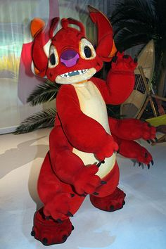 Experiment 627 at Disney Character Central