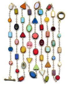 Multicolor, necklace, under $ 100