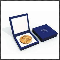 Nobel Prize Medal Free Papercraft Download - http://www.papercraftsquare.com/nobel-prize-medal-free-papercraft-download.html