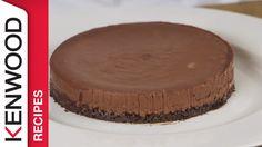 Learn how to prepare Raymond Blanc's reverse chocolate crumble recipe using your Kenwood Kitchen Machine. Chocolate Crumble Recipe, Recipe Using, Cheesecake, Tarts, Desserts, Recipes, Food, Raymond Blanc, Cheesecake Cake