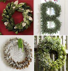 D E T A I L S: Christmas Wreaths