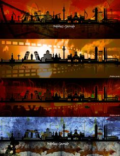 Luces de Madrid