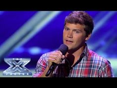 THIS IS MY BUDDY!!!!! :D AWESOME Andrew Scholz - Prize Beefcake Goes Country - THE X FACTOR USA 2013