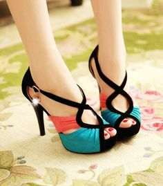 6 FASHIONABLE HEEL SHOES FOR WOMEN - Fashiontrends4everybody