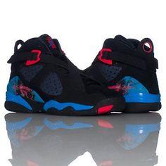 "UNDER $100: Nike Air Jordan 8.0 ""Neptune Blue""  2011 Release!  Size 4Y  in stock at kickbackzny.com"