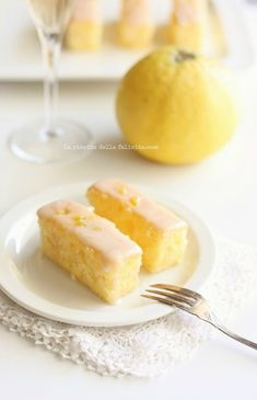 La ricetta della felicità: Trancetti al bergamotto... profumatissimi! Bergamot Orange, Citrus Recipes, Cupcake Frosting, Gorgeous Cakes, Lemon Lime, Biscotti, No Bake Cake, Afternoon Tea, Tart