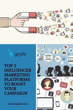 Top 5 Influencer Marketing Platforms to Boost your Campaign To know go through the link