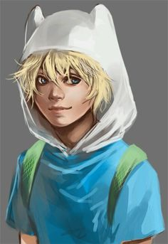 - Adventure Time - Finn
