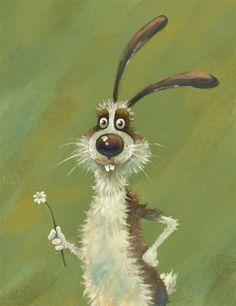"veverybeautiful: ""Dmitriy Paltsev"" Source by Animal Paintings, Animal Drawings, Cute Drawings, Easter Drawings, Lapin Art, Art Fantaisiste, Art Mignon, Rabbit Art, Bunny Art"