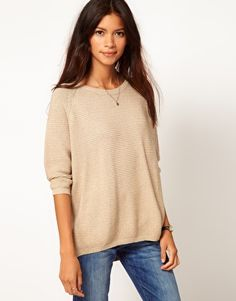 oversized sweaters <3 One of my personal favorites