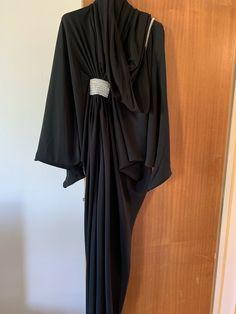 Butterfly Abaya Khaleeji Dubai Style · $55.00 Khaleeji Abaya, Butterfly Abaya, Suit And Tie, Dubai, Fashion Inspiration, Overalls, Kimono Top, Fancy, Popular